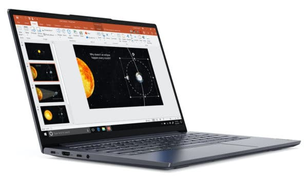 Lenovo Yoga Slim 7 14ARE05 Specs and Details
