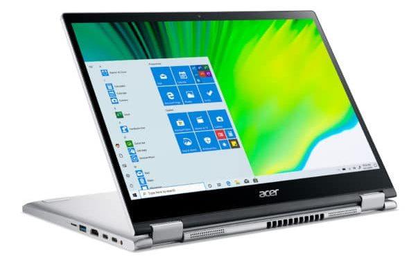 Acer Spin 3 SP313-51N-56J4 Specs and Details