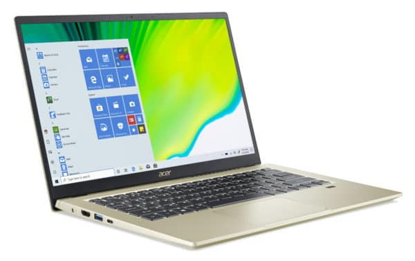 Acer Swift 3X SF314-510G-72F0 Specs and Details