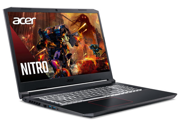 Acer Nitro AN517-52-54PM Specs and Details