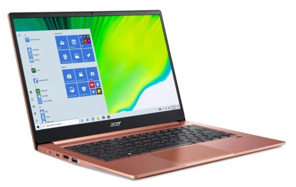 Acer Swift 3 SF314-59-542Z Specs and Details