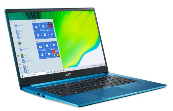 Acer Swift 3 SF314-59-54J8 Specs and Details