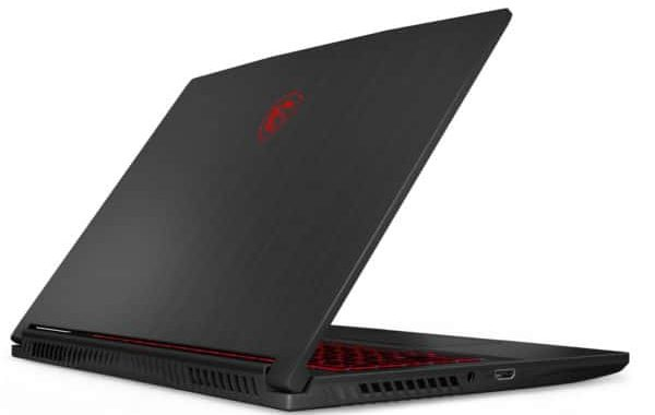 MSI GF65 10SDR-1269XFR Specs and Details