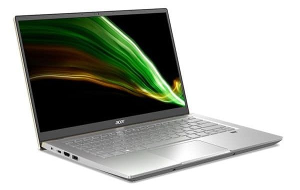 Acer Swift X SFX14-41G Specs and Details