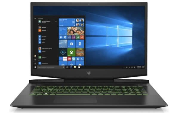 HP Pavilion Gaming 17-cd2033nf Specs and Details
