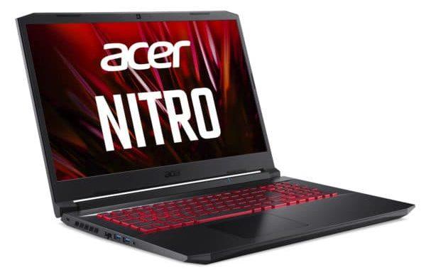 Acer Nitro 5 AN517-54-56DU Specs and Details